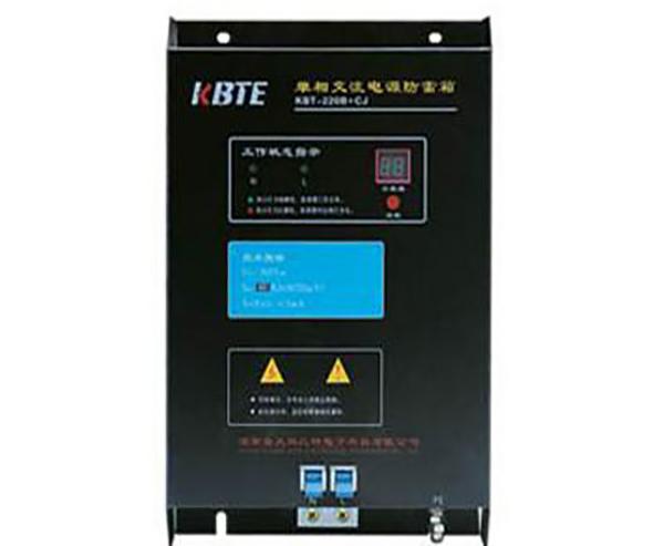 计数式单相电源防雷箱