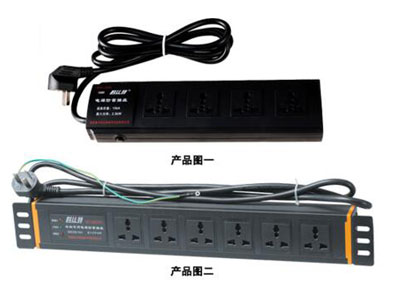 单相电源防雷插座